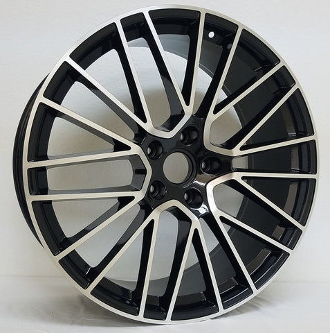 Wheels for Porsche. Model: 5351BM