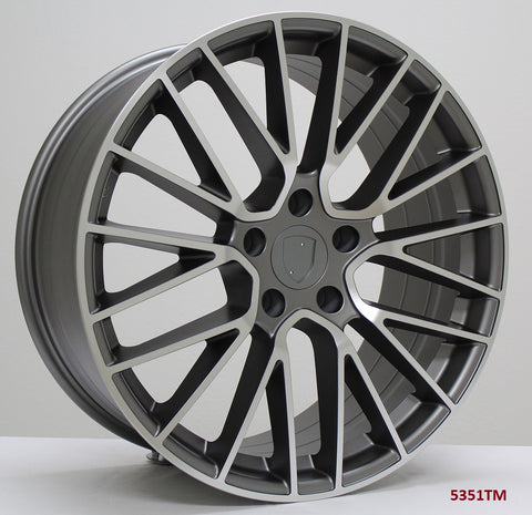 Wheels for Porsche. Model: 5351MTM