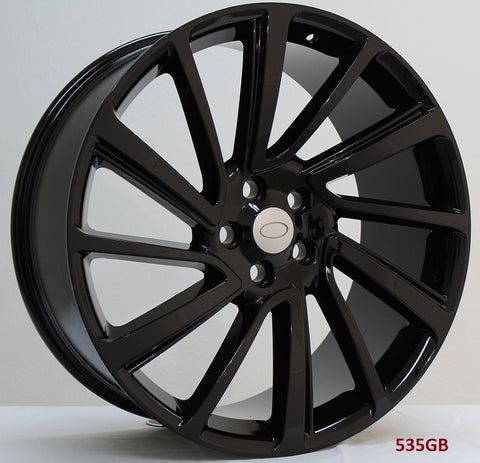 Wheels For Range Rover: R535GB