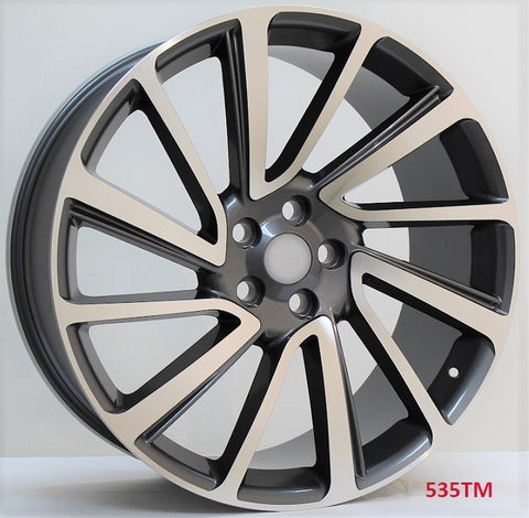 Wheels For Range Rover: R535TM