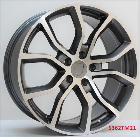 Wheels for Porsche. Model: 5362TM
