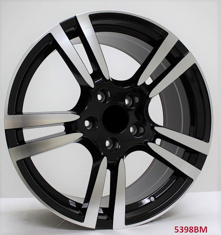 Wheels for Porsche. Model: 5398BM