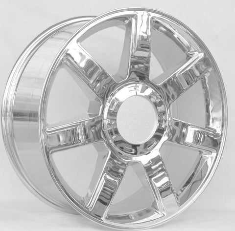 Wheels for Cadillac, GMC, Chevy. Model: R543C