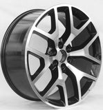 Wheels for Cadillac, GMC, Chevy. Model: R546BM