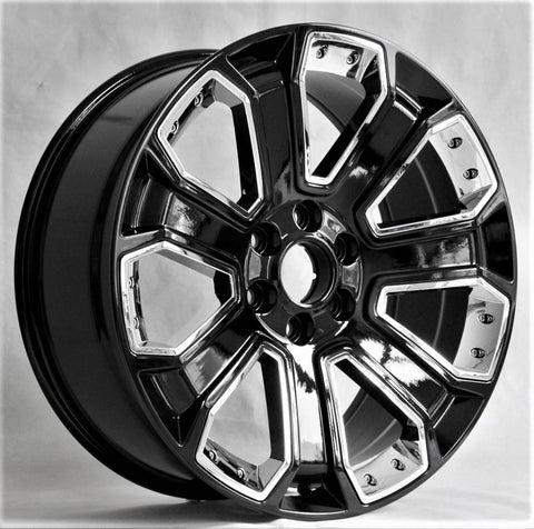 Wheels for Cadillac, GMC, Chevy. Model: R547BC
