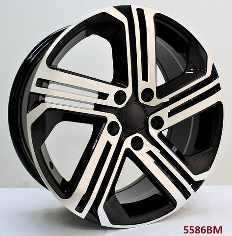 Wheels For VolksWagen. Model: 5586BM