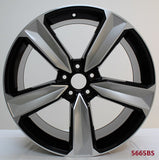 Wheels for AUDI. Model 5665BS (SOLD OUT)