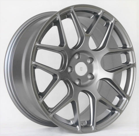 Tuner Wheels T606ST: Available in 5x112, 5x120 & 5x114.3 Bolt Pattern