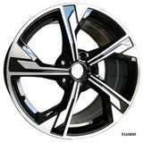 Wheels for AUDI. Model 9160BM