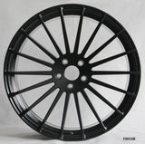 Wheels for BMW. Model F001SB. Forged Wheels.
