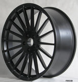 Model F001SB. Forged Wheels.