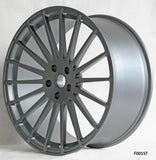 Wheels for Tesla. Model F001ST. Forged Wheels