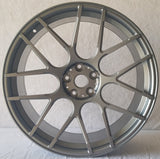 Model F002ST. Forged Wheels