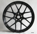 Model F002GB. Forged Wheels