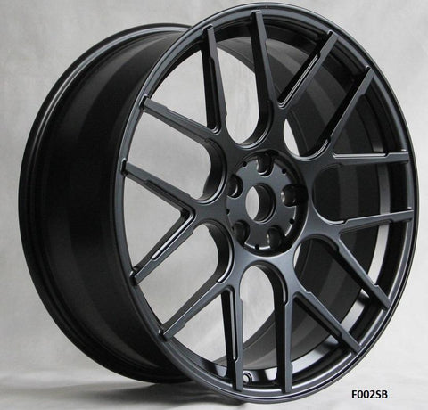Wheels for BMW. Model F002SB. Forged Wheels