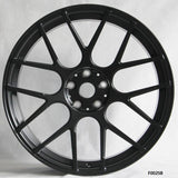 Wheels for Tesla. Model F002SB. Forged Wheels