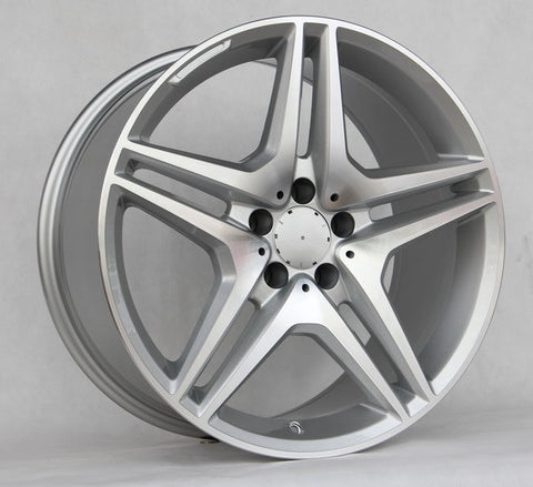 Wheels for Mercedes: F1580