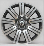 Wheels for Land/Range Rover F6913 / TITANIUM MACHINE