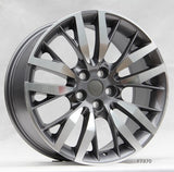 Wheels for Land/Range Rover F7370 / TITANIUM MACHINE