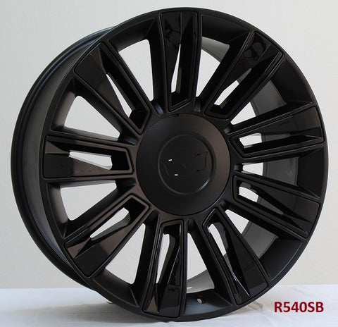 Wheels for Cadillac, GMC, Chevy. Model: R540SB