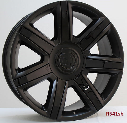 Wheels for Cadillac, GMC, Chevy. Model: R541SB