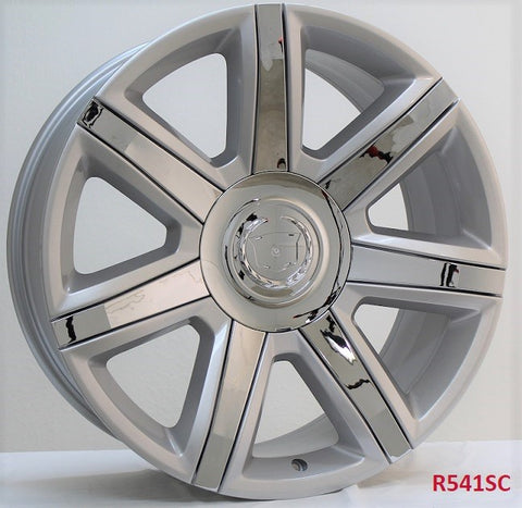 Wheels for Cadillac, GMC, Chevy. Model: R541SC