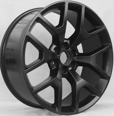 Wheels for Cadillac, GMC, Chevy. Model: R546SB