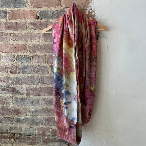 Ice-Dye Infinity Scarf Bundle