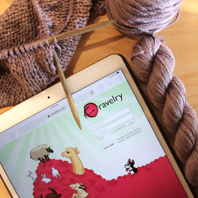Getting the Most out of Ravelry — Jan. 19