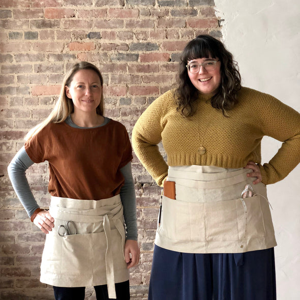 Sewing 101: Makers Apron — April 6