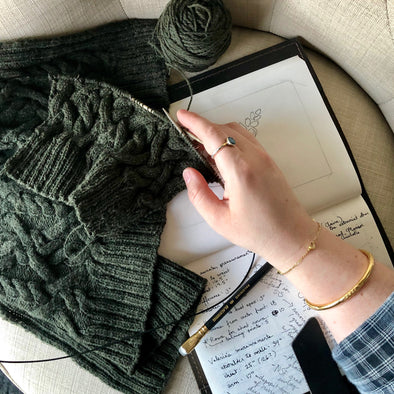 Knitting Literacy I: Reading your Knitting — Tuesday, May 21