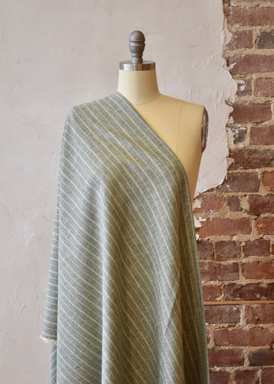 Organic Hemp Cotton Stripe