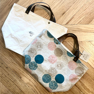 Mathilde Reversable Project Tote