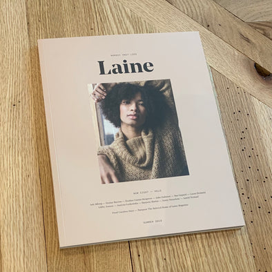 NEW! Laine Magazine: Issue No. 8 Spring/Summer 2019