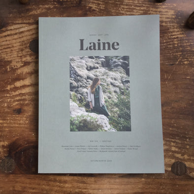 Laine Magazine - Issue 6, Autumn/Winter 2018
