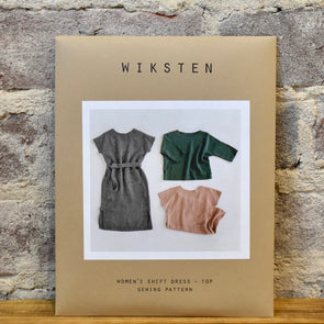 Wiksten Shift Dress- Printed Pattern