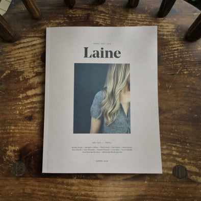 Laine Magazine - Issue 5, Summer 2018