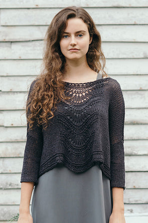Annual linen KAL — Begins Monday, April 22