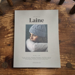 Laine Magazine - Issue 4, Winter/Spring 2018