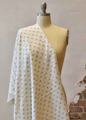 Blue Star Ikat
