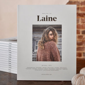 Laine Magazine: Issue No. 7 Winter/Spring 2019