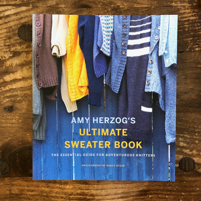 Ultimate Sweater Book