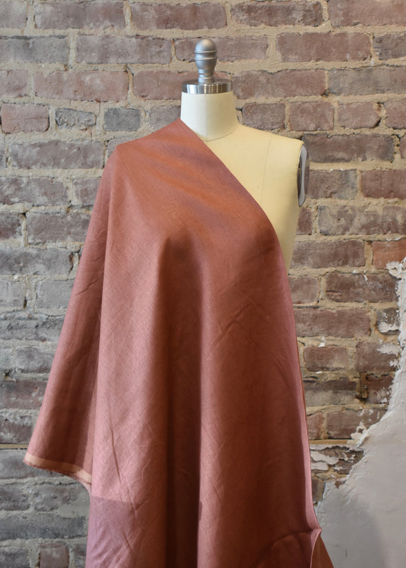 Solid Organic Linen - New Colors!