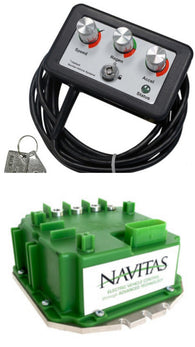 Golf Cart Electric Motors and Controllers