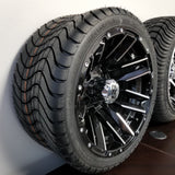 "12"" Raphy Wheel with Low Profile Tire Kit"