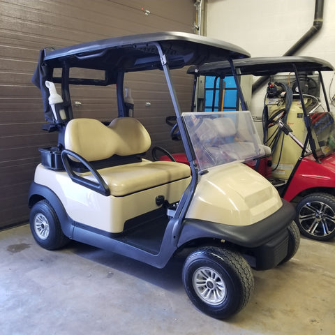 2015 Club Car 48 Precedent 48 Volt Electric Golf Cart *ONLY 1 LEFT!*
