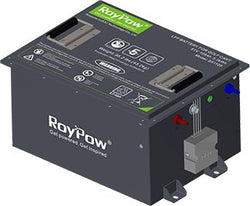 S51105 RoyPow LiFePO4 Lithium Golf Cart Battery Pack