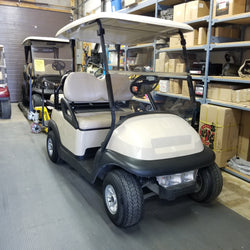 2010 Club Car 48 Volt Electric Four Seater