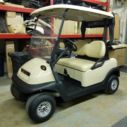 2016 Club Car EFI Gas Golf Carts