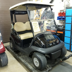 2015 Club Car 48 Volt Electric Precedent Golf Cart